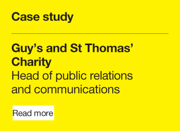 Guy's and St Thomas' Charity Case Study